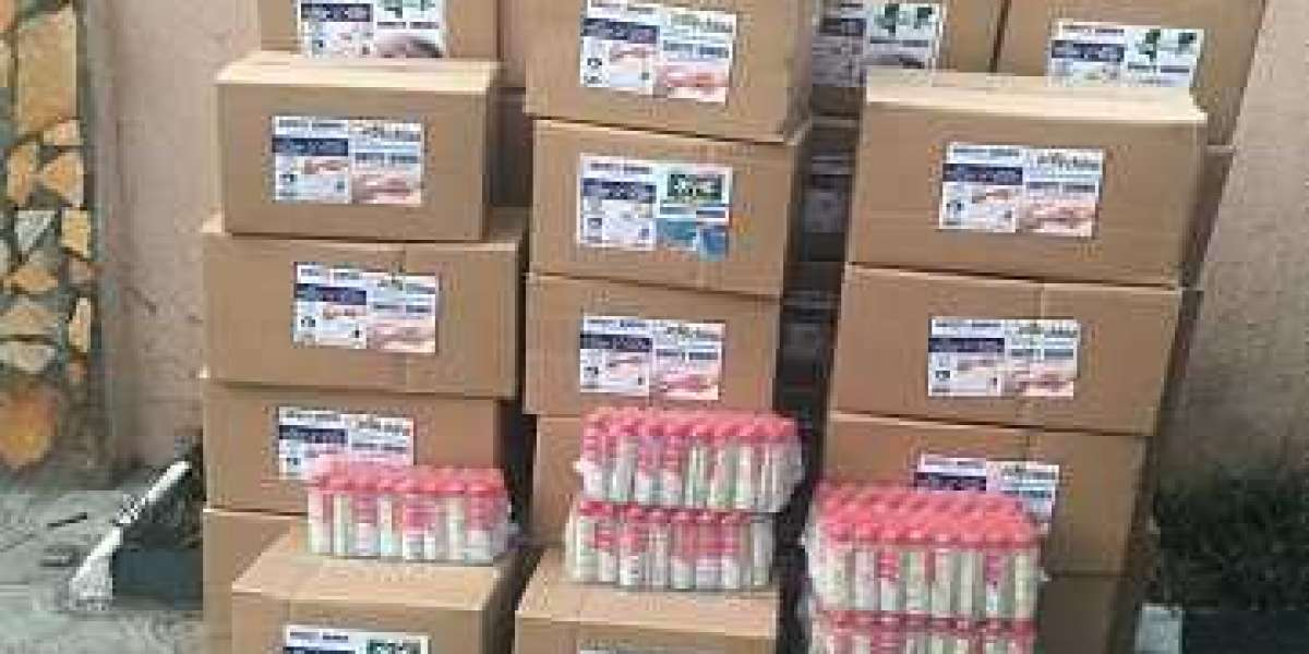Nigerians in China have donated cartons of hand sanitisers to the Federal Government(FG)
