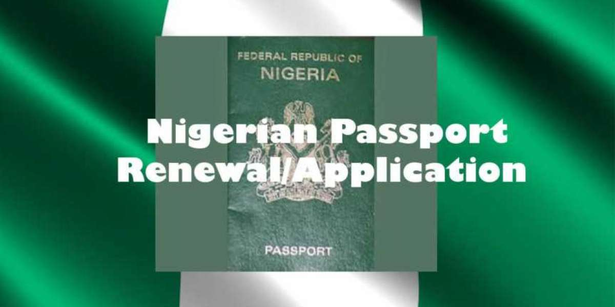 PROCEDURES FOR OBTAINING E-PASSPORT AT THE NIGERIAN EMBASSY OF (BEIJING)