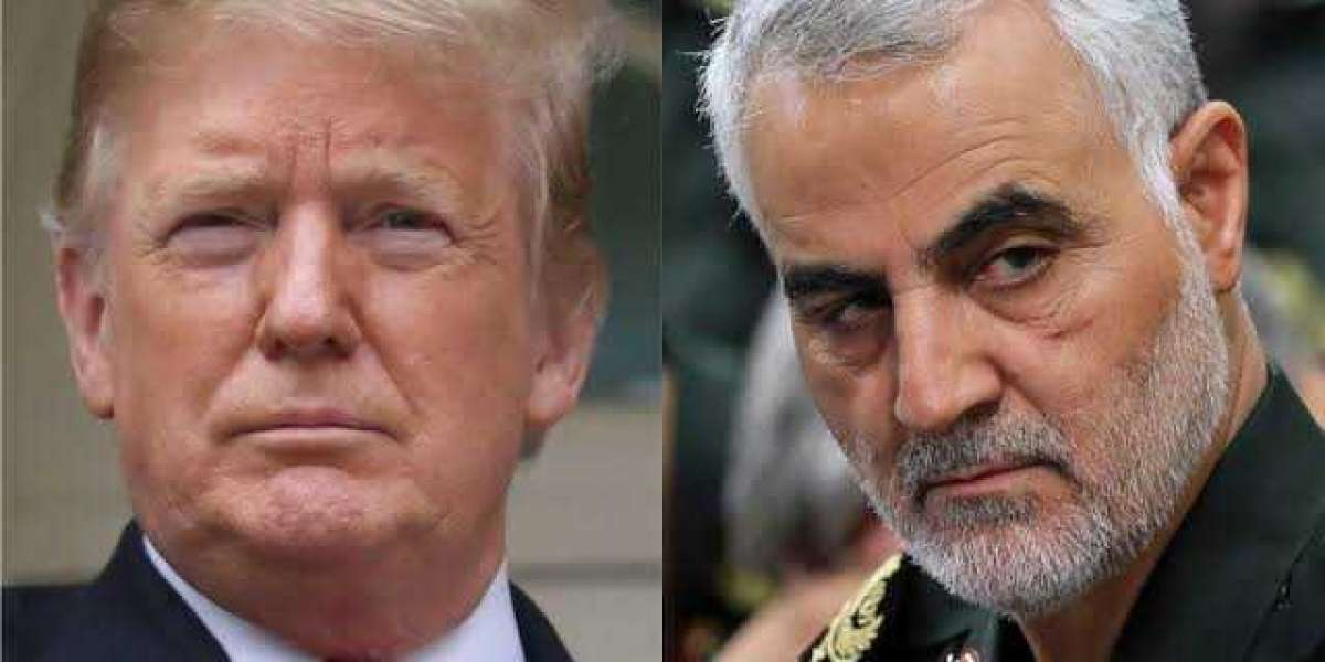 Iran issues arrest warrant for Trump over the murder of top Iranian general, Qassem Soleimani; asks Interpol to help