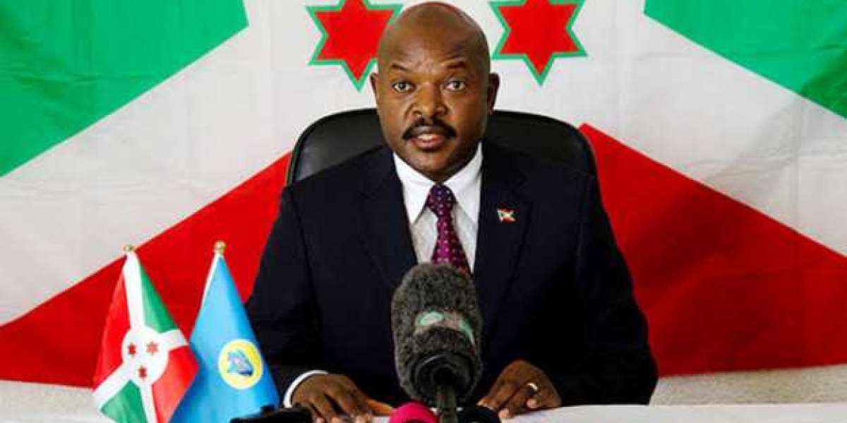 President Pierre Nkurunziza of Burundi dies at the age of 55 after suffering a heart attack