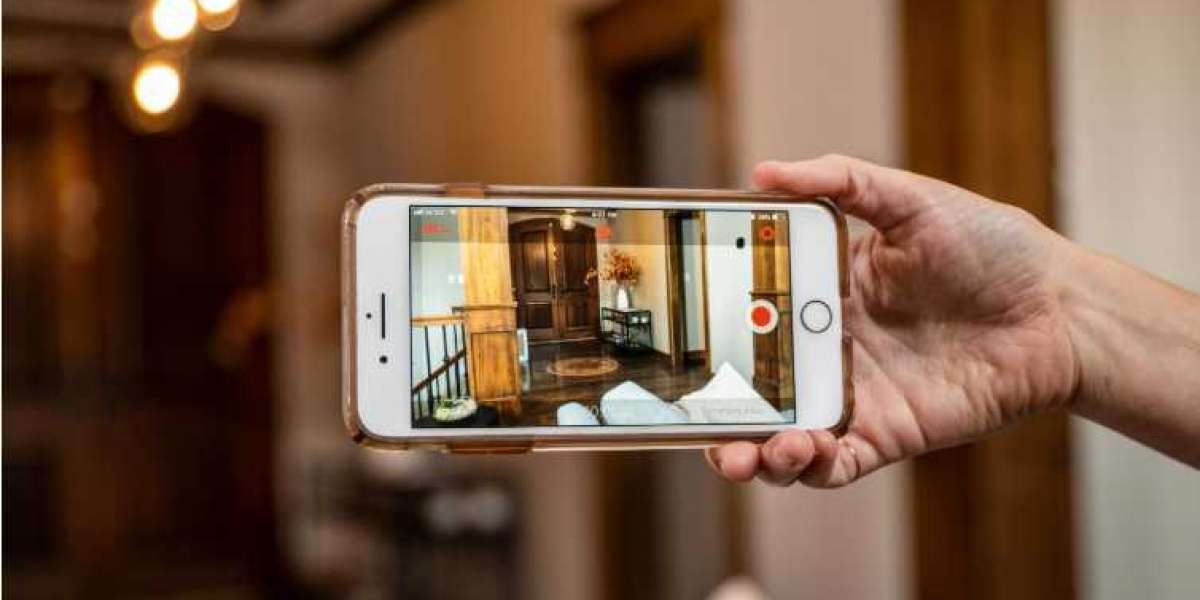 Turn your old phone into a security camera for free