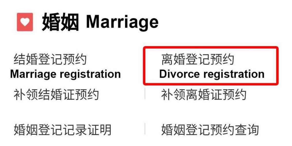 You can now get divorced on WeChat  as they Launch a Convenient Divorce Registration Feature