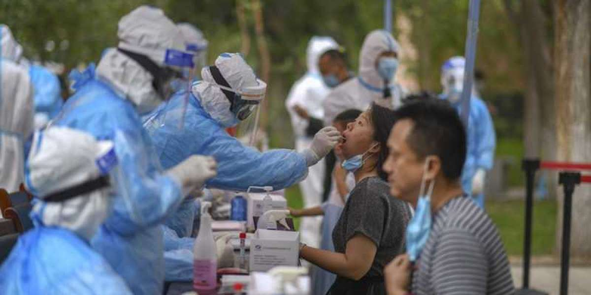 East China's Qingdao to test 9 million residents over five days after 12 COVID-19 cases found