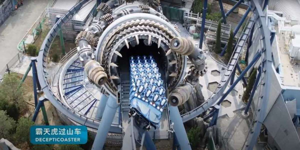 New Video Shows Off Rides and Attractions at Universal Studios Beijing
