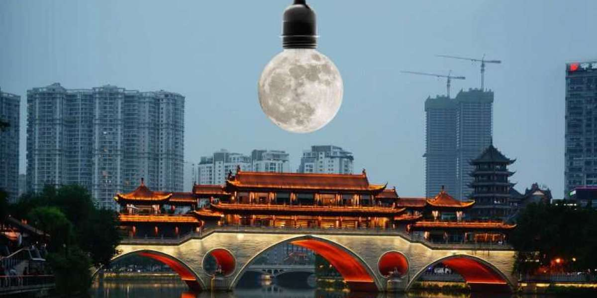 China plans to launch artificial moon bright enough to replace city's streetlights soon