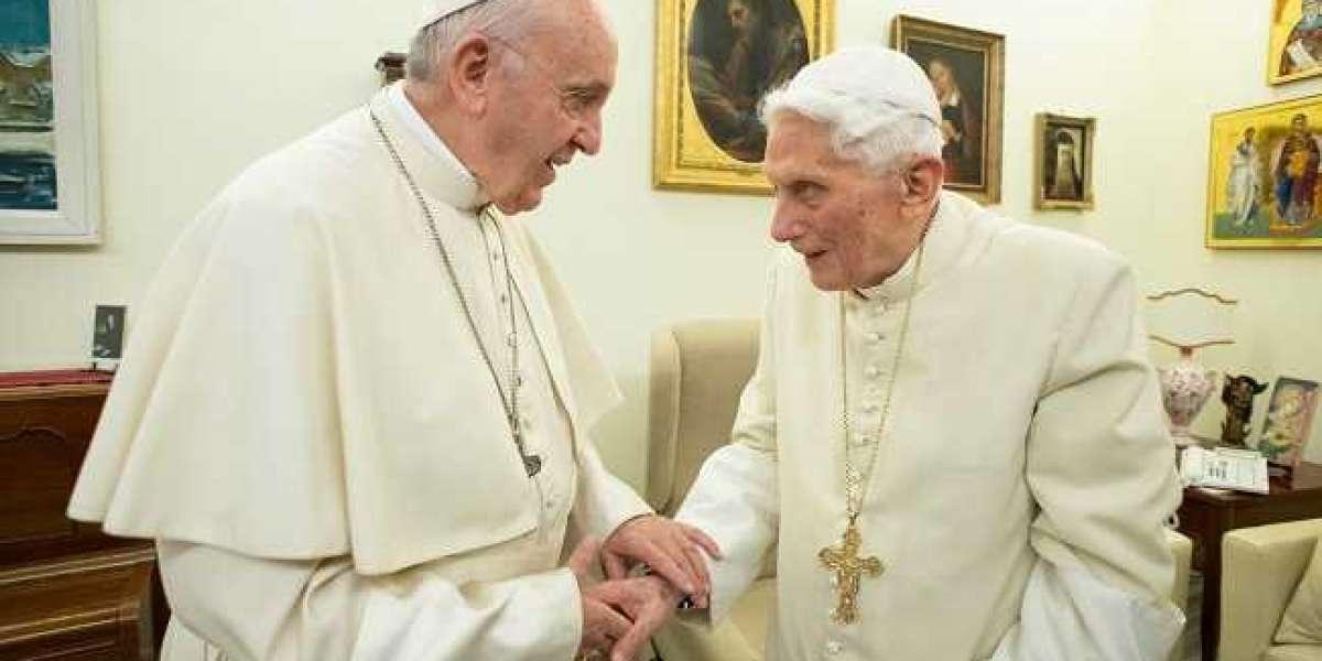 Pope Francis and Ex-Pope Benedict get Coronavirus vaccines
