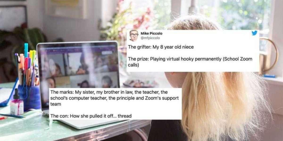 Brilliant Kid Skips School For Weeks Using Zoom Hack — It's Hilarious