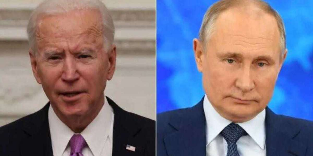 Update: Putin invites Biden to 'live online discussion' saying it'll be interesting for Russians, US and