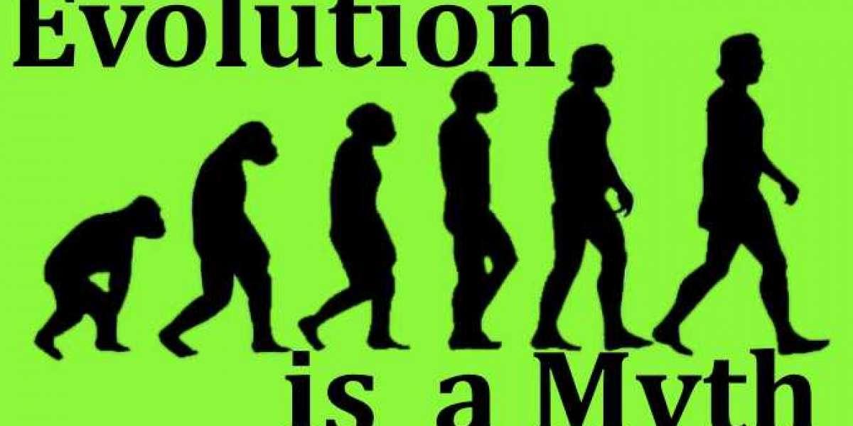 Cracking the myth of Evolution