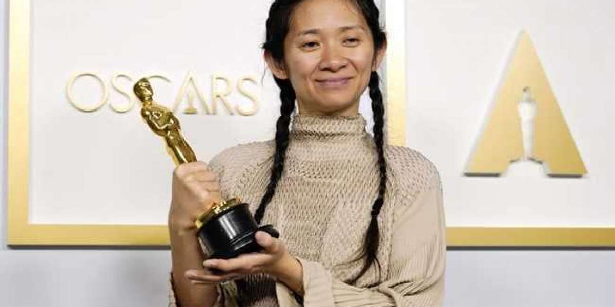 Chloe Zhao becomes first woman of colour to win Oscar for Best Director