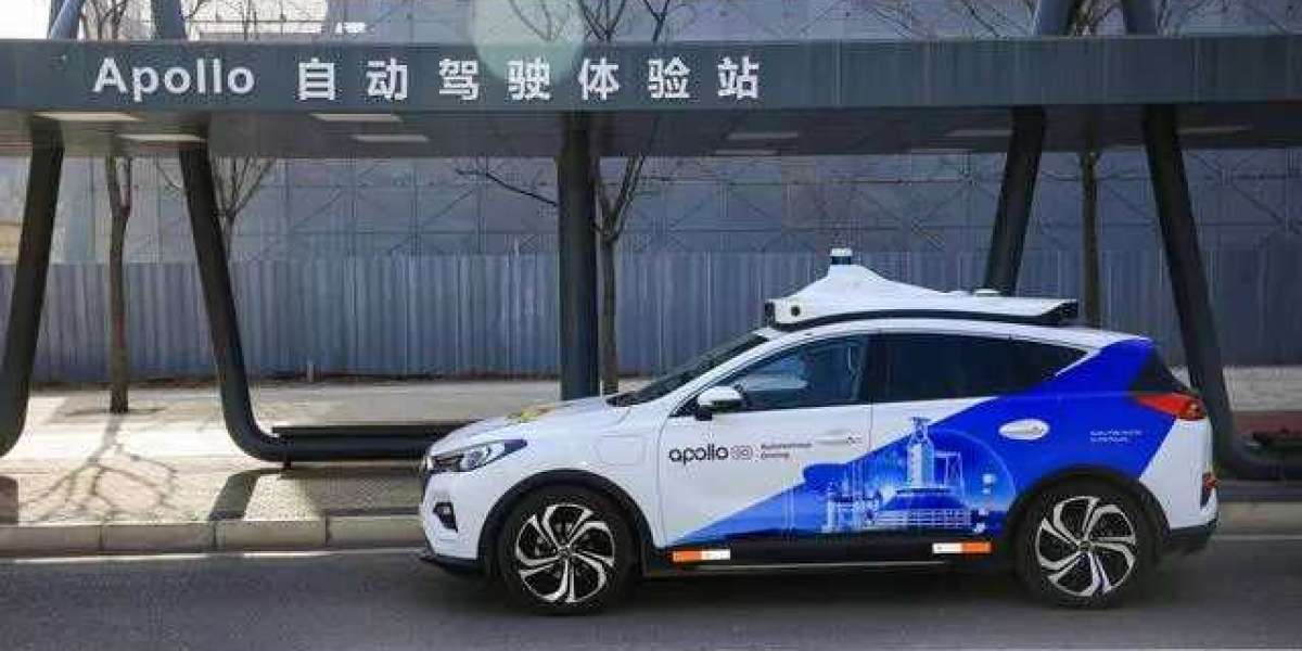 Driverless Taxis Can Now Be Booked in Beijing!