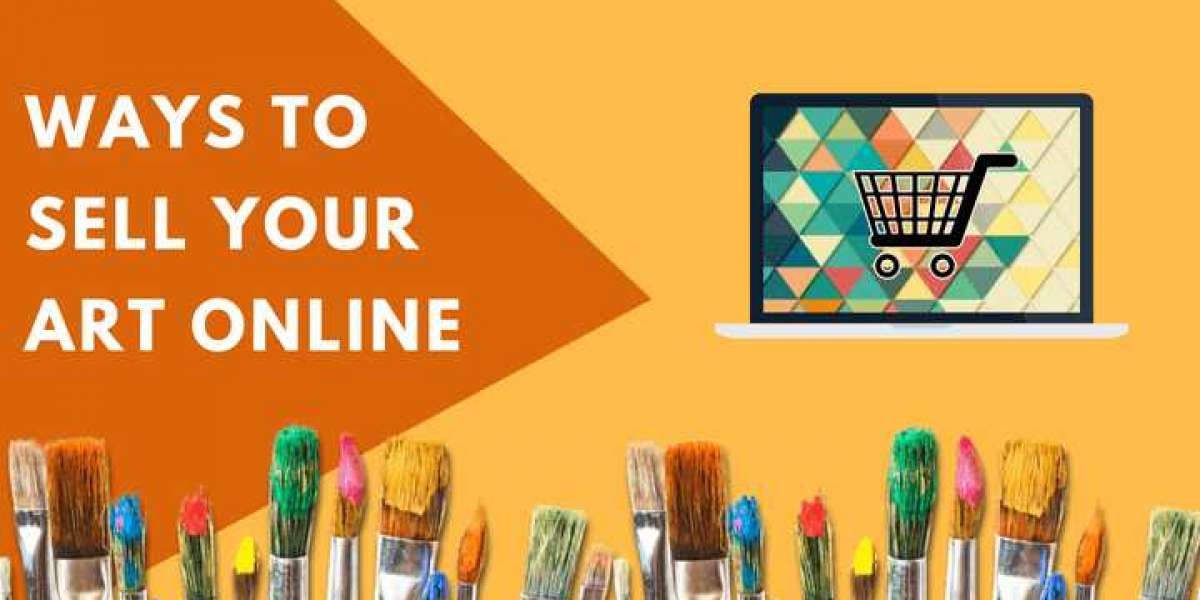 The Best Places To Sell Your Artwork Online!