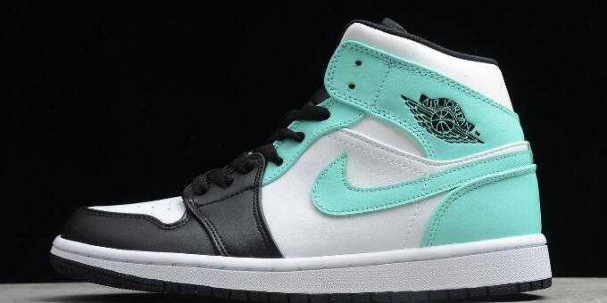 Awesome Sport Sneaker is Air Jordan 1 Mid Tropical Twist for Girls