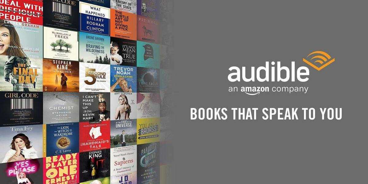 How To Get Unlimited Free Audible Audio Books In Audible App