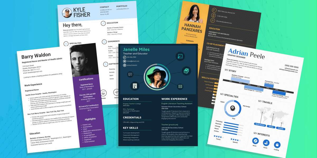Online Tools To Create Impressive Resumes Easily