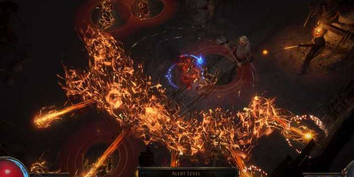 Some reminders about attributes in Path Of Exile