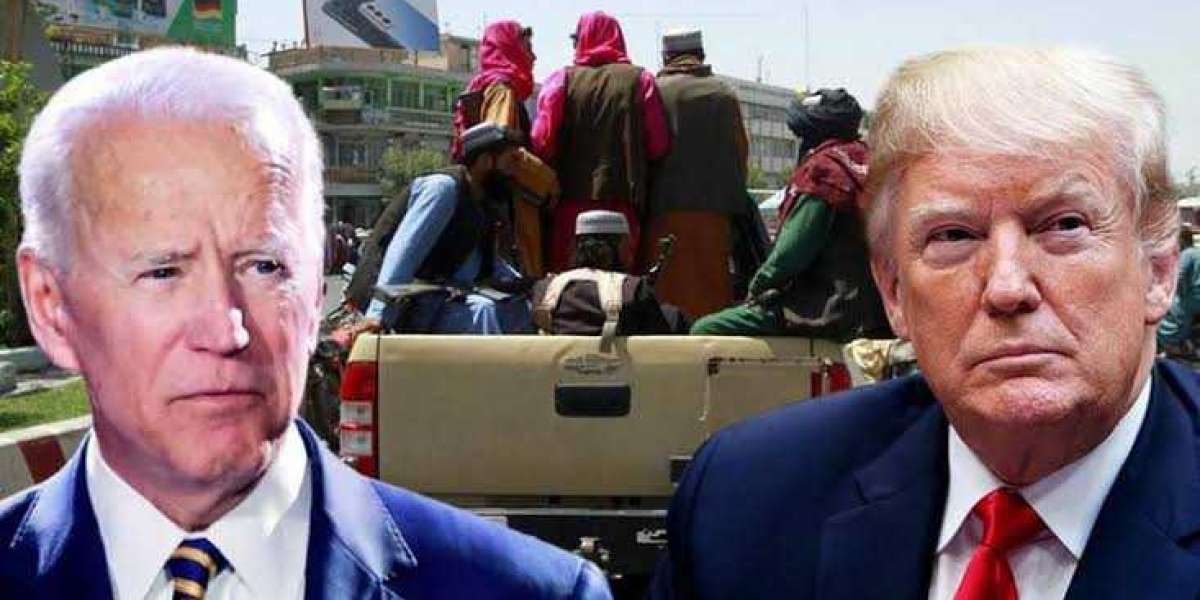 It would've been the exact opposite, they feared me - Trump says Taliban took advantage of Biden being president to