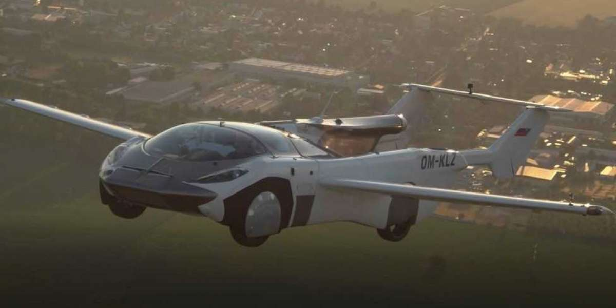 Flying car completes test flight between 2 airports