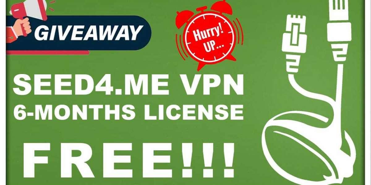 [Giveaway] Seed4.Me VPN | 6 Month License