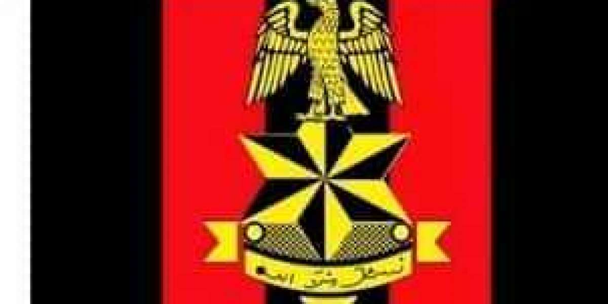The true meaning of the lettering on Nigerian army's coat of arm